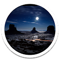 My Photo Wall Moon LWP icon