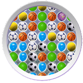 Ball Splash Match Game