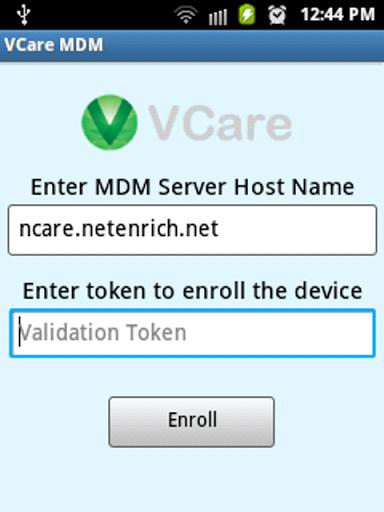 VCare MDM