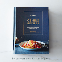 Genius Recipes, Signed Copy PRESALE