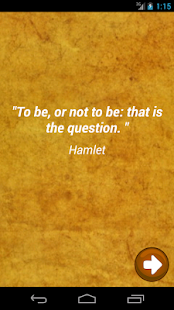Quotes Quiz Fair Shakespeare Quotes Quiz  Android Apps On Google Play