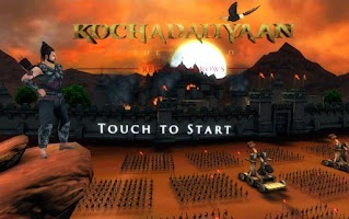 Screenshot of Kochadaiiyaan:Reign of Arrows