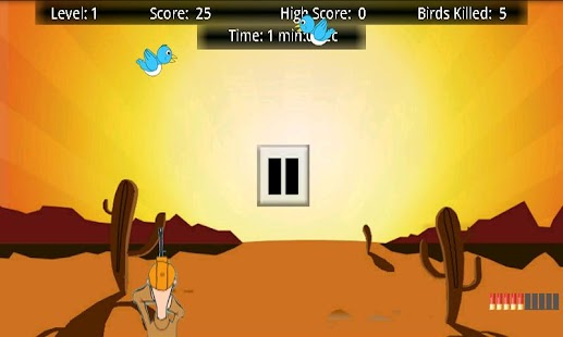 Bird Hunting Free- screenshot thumbnail