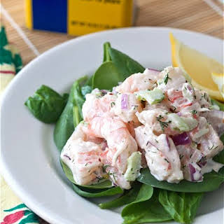 Shrimp Salad.