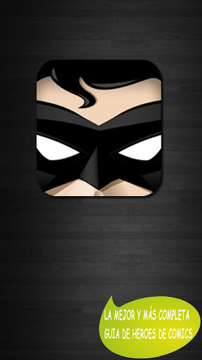Guia superheroes de comic