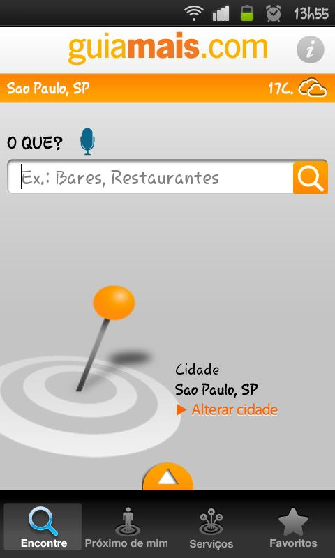 Guiamais.com - screenshot