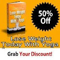 Lose Weight Today With Yoga icon