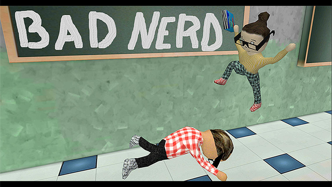Bad Nerd - Open World RPG - screenshot