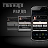 Message Alert