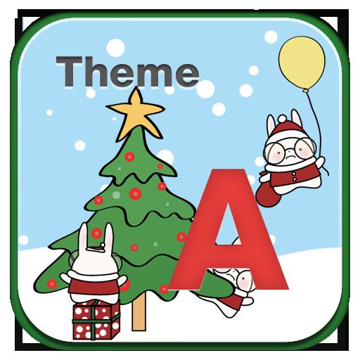 에이키보드테마_크리스마스 工具 App LOGO-硬是要APP