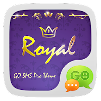 GO SMS PRO ROYAL THEME EX 1.0