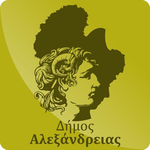Visit Alexandria Greece LOGO-APP點子
