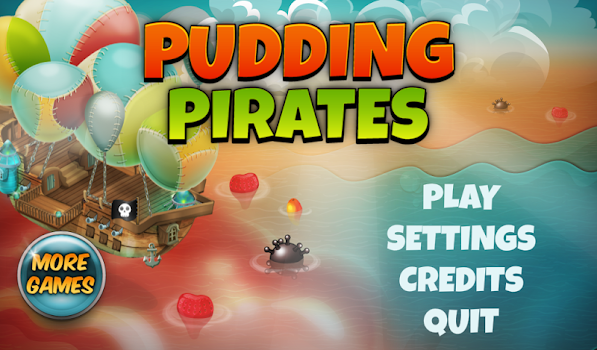 Pudding Pirates