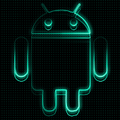 Neon Cyan - Icon Pack