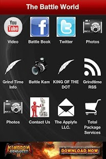 The Battle Rap App- screenshot thumbnail