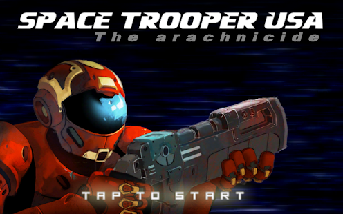 Space Trooper USA- screenshot thumbnail