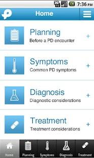 Parkinson's Toolkit- screenshot thumbnail