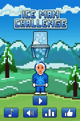 Ice Man Challenge