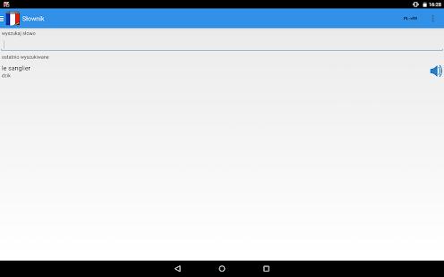 Ucz się języka Francuskiego - screenshot thumbnail