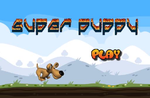 Super Flying Puppy