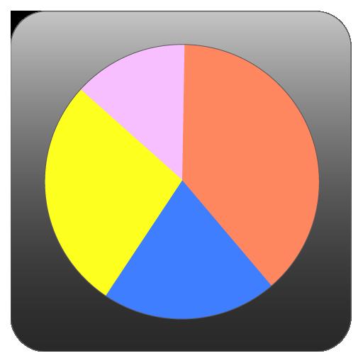 生产应用の割合計算|アンケート集計カウンター簡単グラフ作成|パーセント LOGO-記事Game