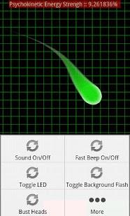 Ghost Meter - PKE Detector- screenshot thumbnail