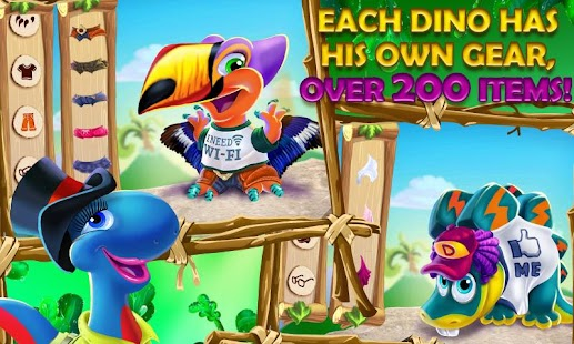 Dino Day! Baby Dinosaurs Game- screenshot thumbnail