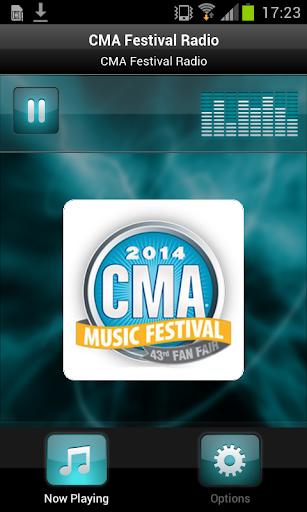 CMA Festival Radio