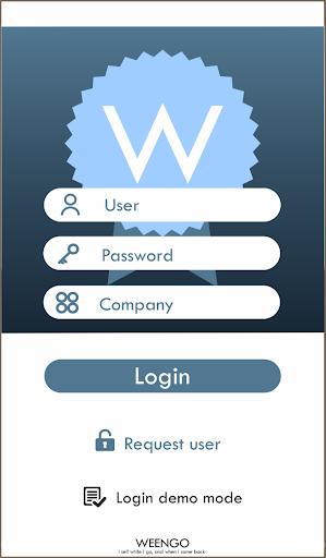 Weengo - App for your sales