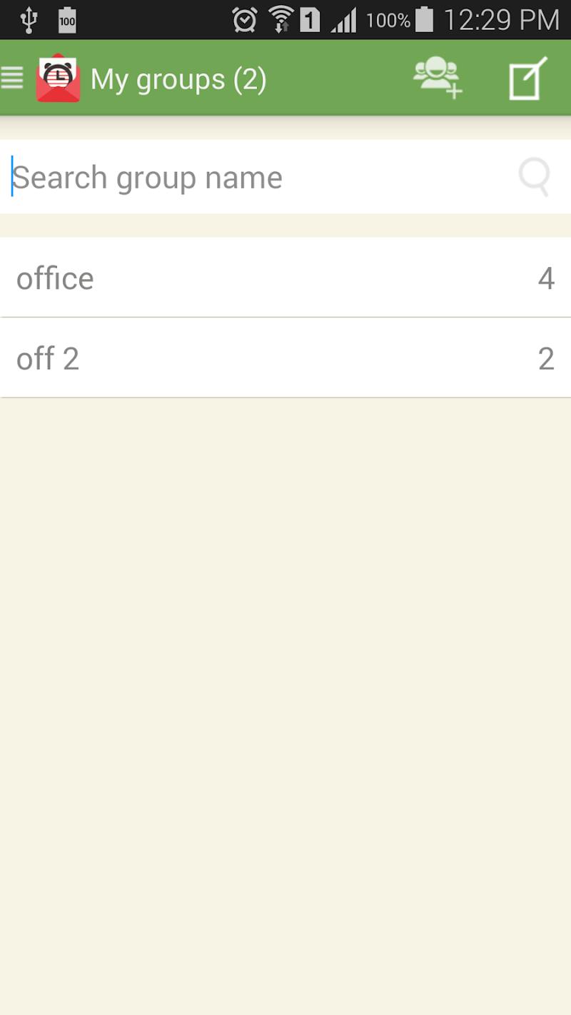 SMS-Call Scheduler Pro Screenshot 4