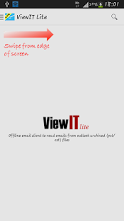 ViewIT Lite Outlook PST Viewer