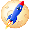 Kids Space Launcher icon