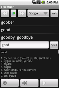 Fluent English (old)- screenshot thumbnail