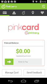 Pinkberry Screenshot 1