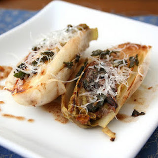 Caramelized Endive with Brown Butter Sage Sauce
