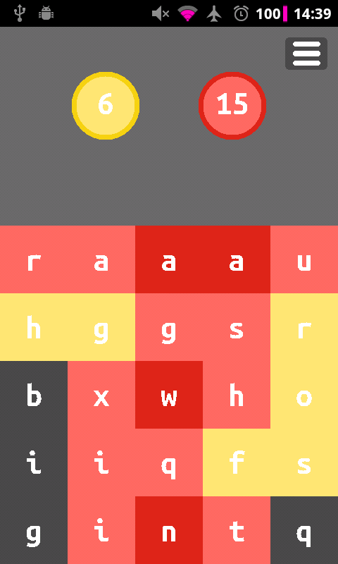 Letterpress - screenshot