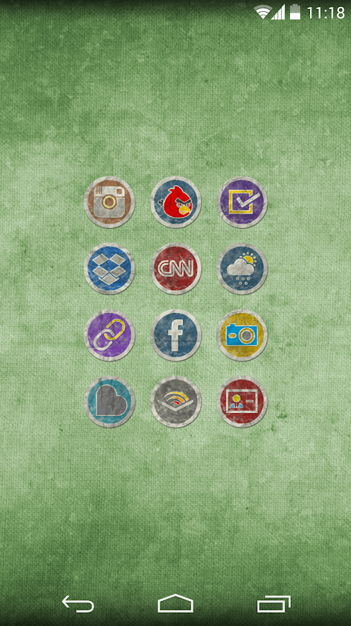 Rugo - Icon Pack- screenshot