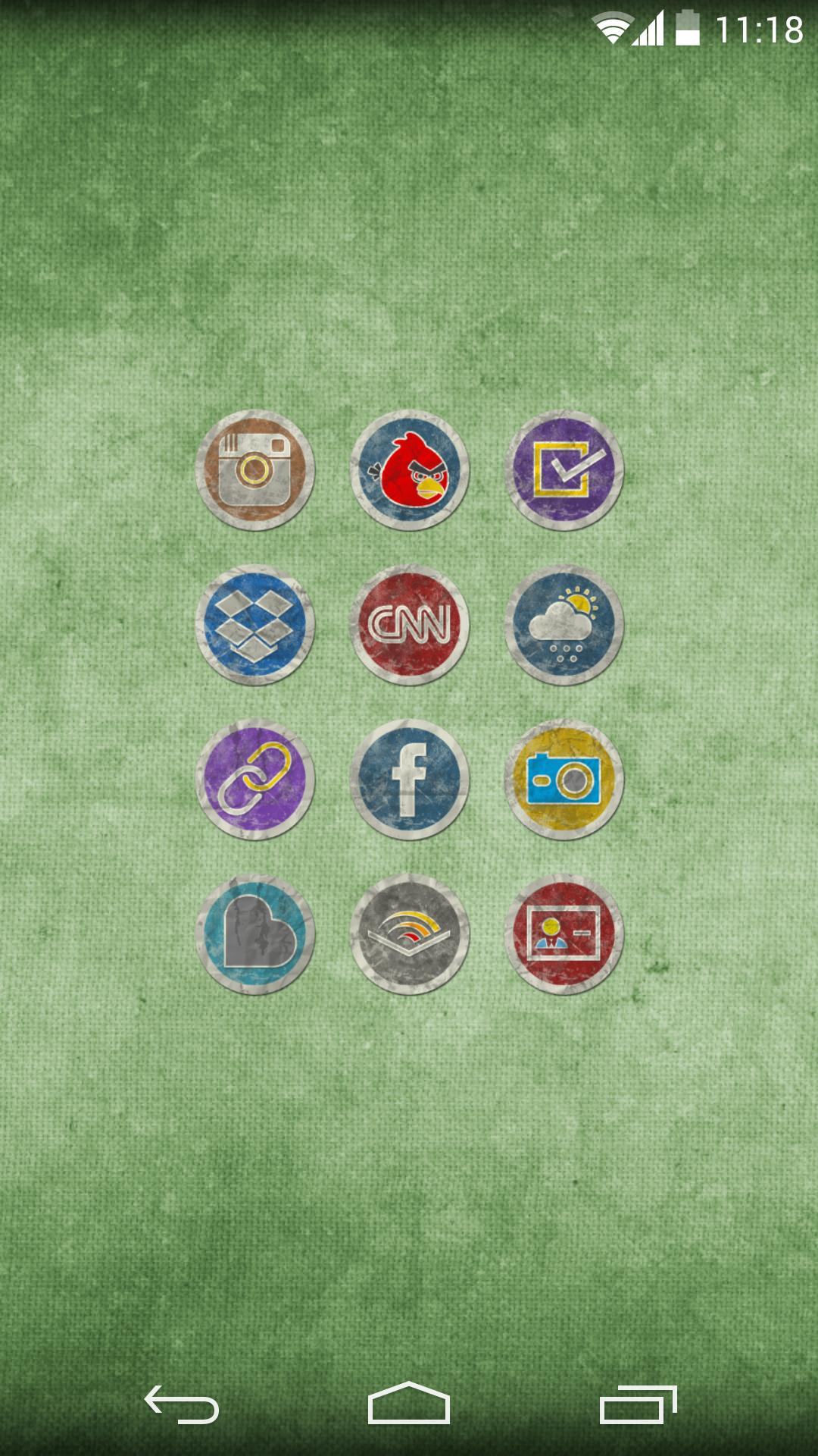Rugo - Icon Pack screenshot #7