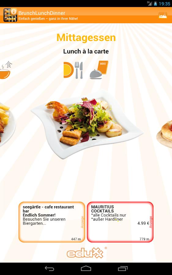 Fast Food Top Restaurant Finder App