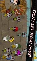 Screenshot of Shane Reaction! Zombie Dash