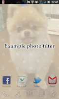 Screenshot of One-tap! Screen Privacy Filter