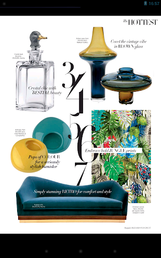 【免費新聞App】Harpers Bazaar Interiors-APP點子