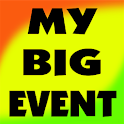 My Big Event icon