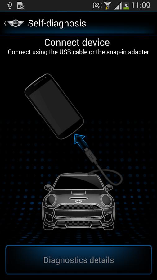 MINI Connected - screenshot