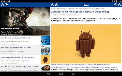 GameStar News - screenshot thumbnail