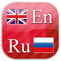 English - Russian Flashcards icon