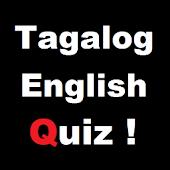 Tagalog English Quiz Ⅰ【FREE】