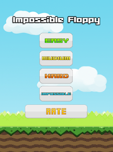 Impossible Floppy's back