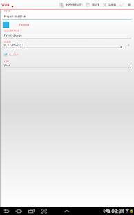 Sync ToDo Tasks Calendar - screenshot thumbnail