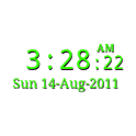 3Cats Clock Widget logo